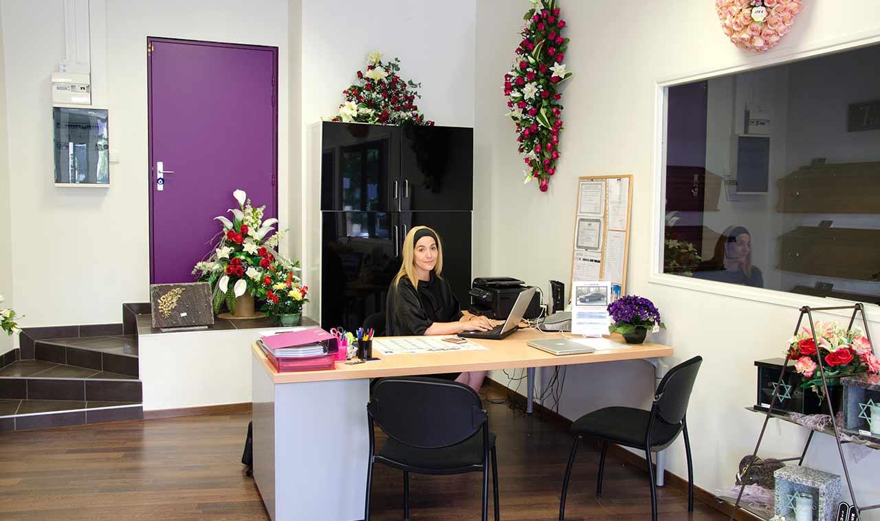 Notre Agence funéraire vous reçoit à Lyon et nos professionnels se déplacent dans tout le Rhône et en Isère.
