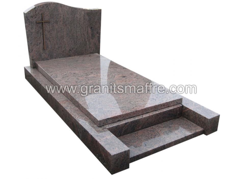 Granite pierre tombale